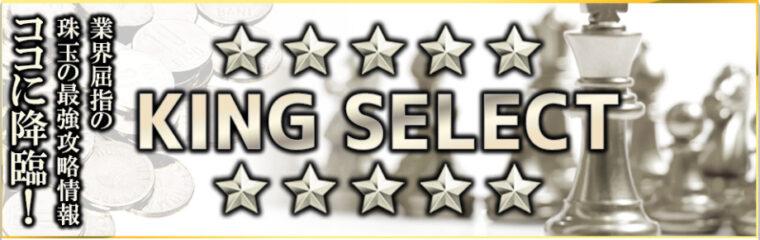 ボートキングダムの有料プラン「KING SELECT」イメージ