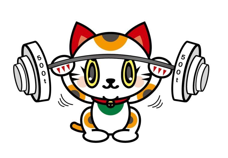 ボートレース常滑のマスコットキャラクター:トコタン