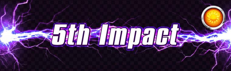 競艇インパクト(競艇IMPACT)の有料プラン「5th Impact(デイ)」イメージ