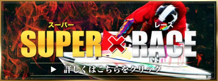 ブイマックス(V-MAX)の有料プラン「SUPER×RACE(スーパーレース)」イメージ