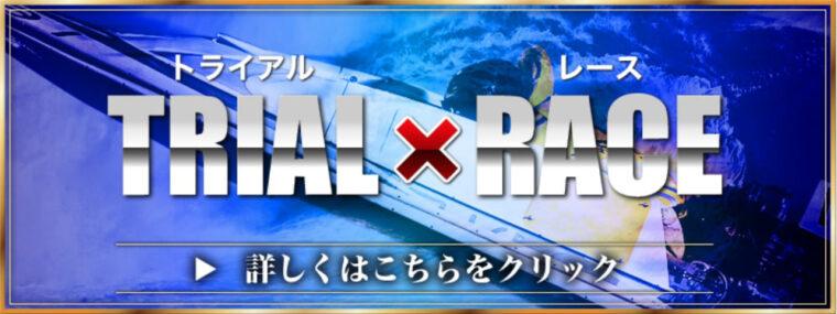 ブイマックス(V-MAX)の有料プラン「TRIAL×RACE(トライアルレース)」イメージ