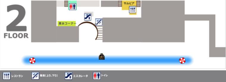 ボートレース児島(児島競艇場)の施設:2F