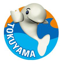 ボートレース徳山(徳山競艇場)のマスコットキャラクター:すなっち